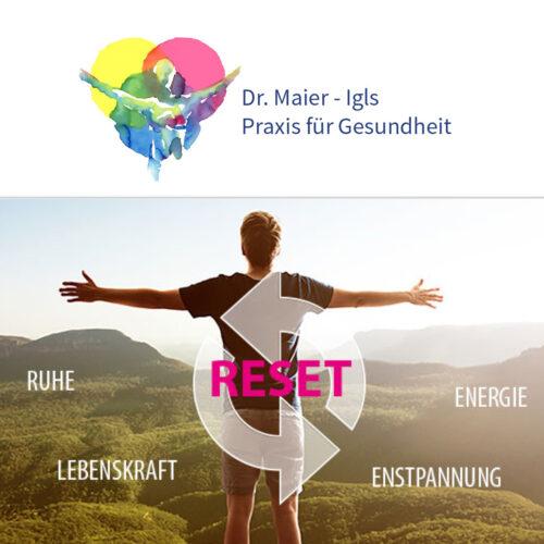 Praxis-Webseite für Österreich & Deutschland